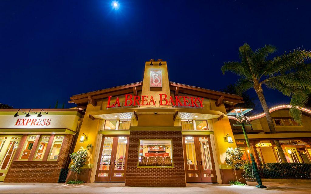 LaBrea Bakery- Downtown Disney