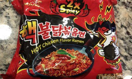 Samyang 2x Spicy Chicken Noodles