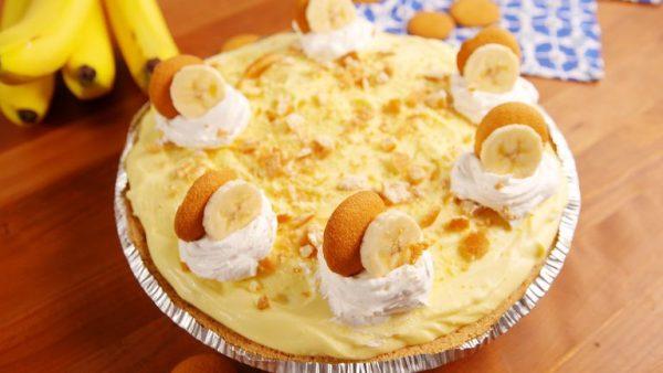 Banana Cheesecake - Hungry Doug