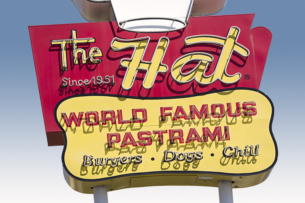 Hungry Doug - The Hat World Famous Pastrami