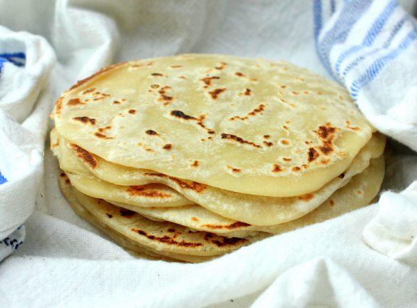 Flour Tortillas- Hungry Doug