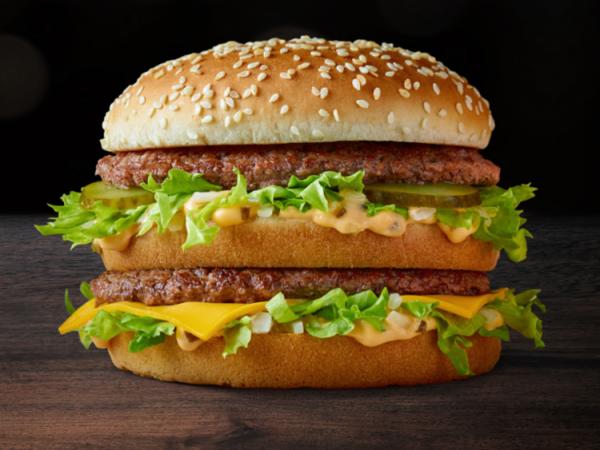 Big Mac - Hungry Doug