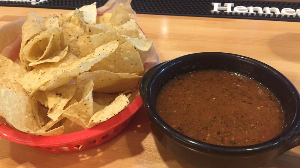 Chips and Salsa - Torchy's Tacos - Hungry Doug
