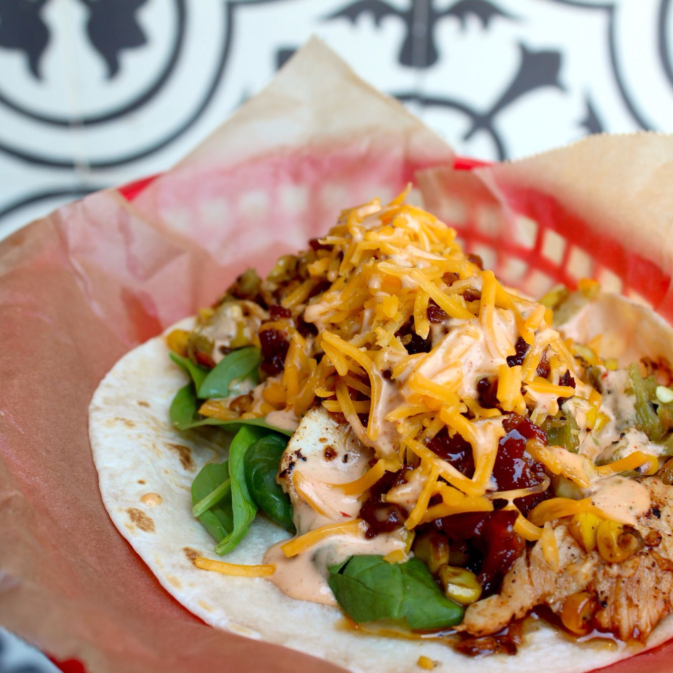 Torchy's Tipsy Chick - Hungry Doug