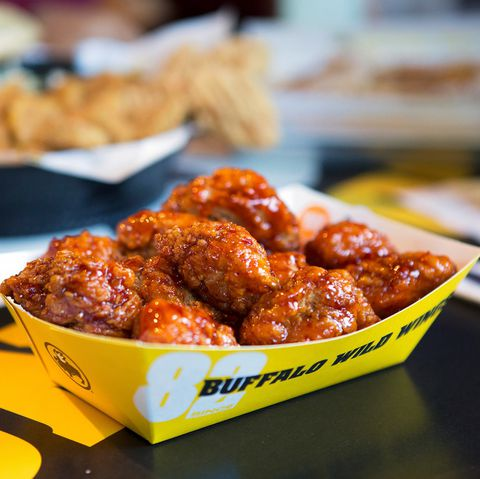 Hungyr Doug - Buffalo Wild Wings: Honey BBQ