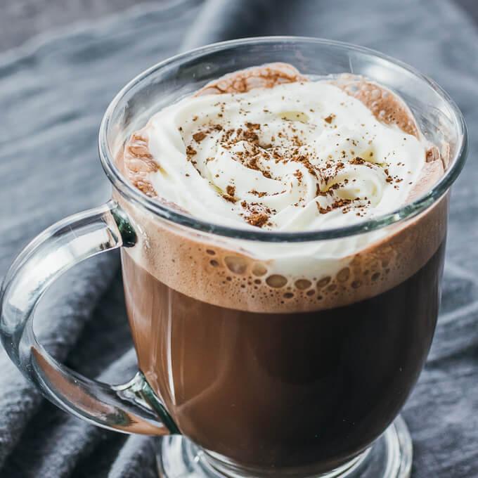 Hungry Doug Hot Chocolate