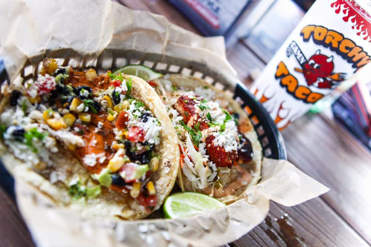 My Taco Addiction: Torchy's Tacos