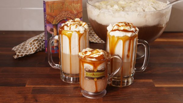 Harry Potter Butterbeer - Hungry Doug