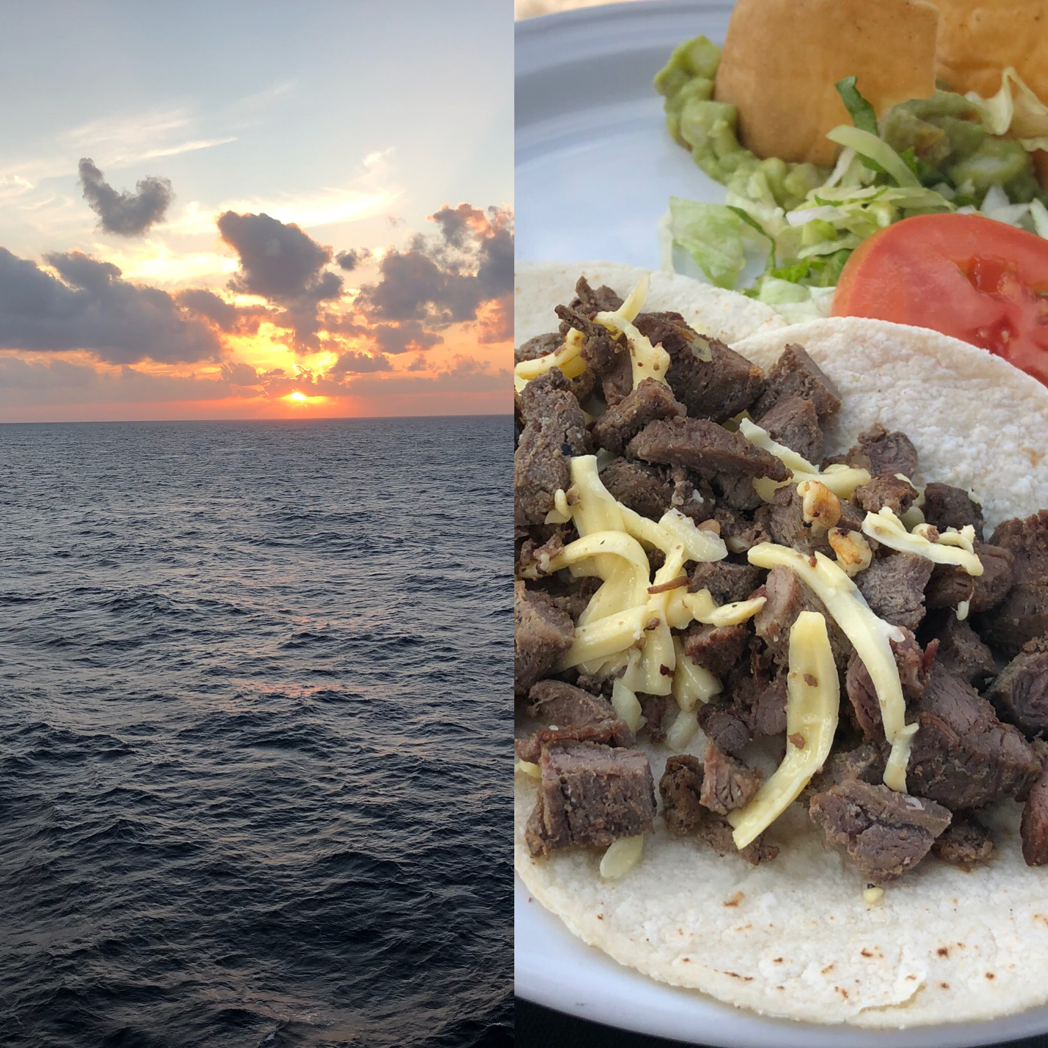 Tacos in Cozumel